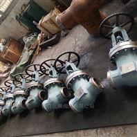 铸钢焊接闸阀