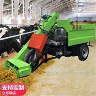 养殖场牛粪处理清粪车