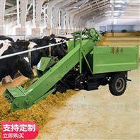 吉林养牛户使用的清粪车