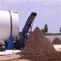 滚筒式有机肥发酵机