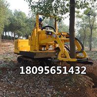 三普挖树机价格 带土球移栽机械品牌厂家