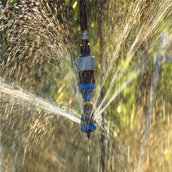 平移支轴式喷灌机