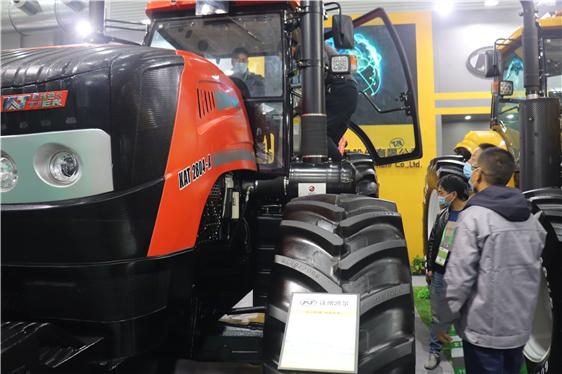 吉林通化多措并举促进农机补贴兑付工作顺利开展
