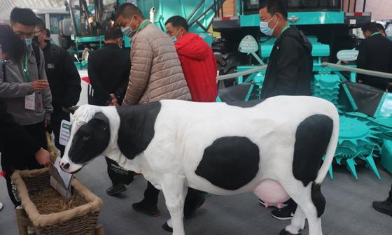 2021中国奶业20强(D20)峰会在合肥召开