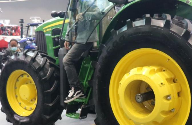 2021年1-6月份農業機械進出口數據