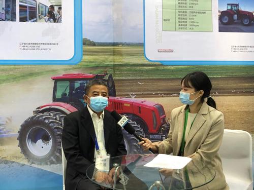CIAME2020:专访一重农机公司农机研发中心筹备组负责人宋清玉